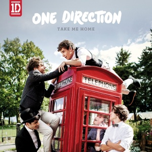 COLUMBIA RECORDS ONE DIRECTION TAKE ME HOME
